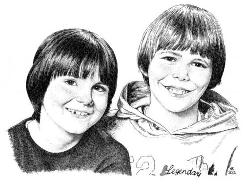 Kevin en Nick