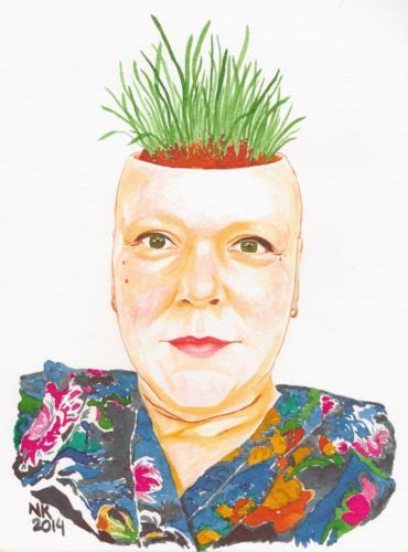 Chemo-Selfie: Gras